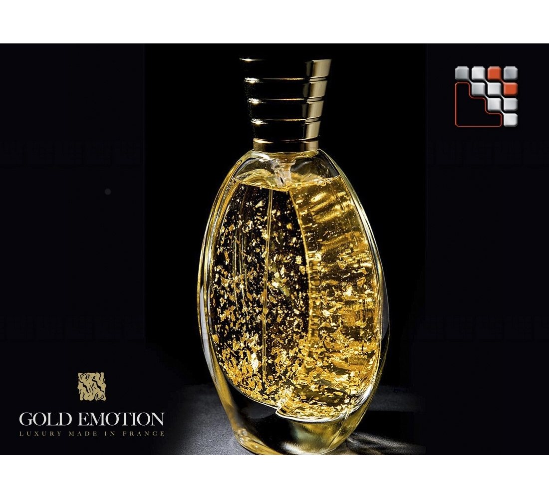 Perfume 24k Exclusive Edition I Love You Goldemotion Pleased To