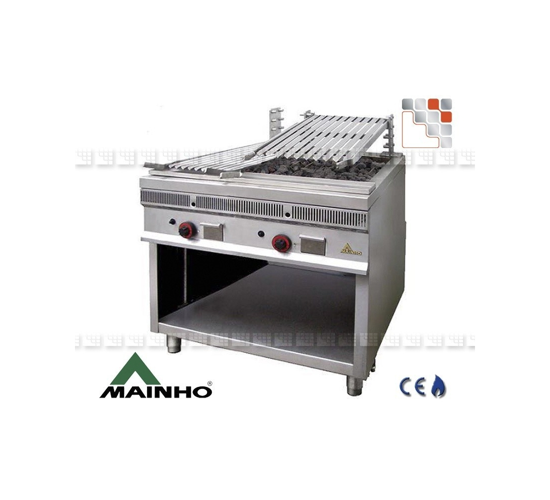 Parrillas royal grill 40 for Sur la table et 85 manual
