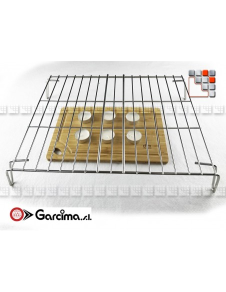 Below Dish, Paella G46-30010 Garcima la Ideal - Accessoires Ustensils Paella Garcima