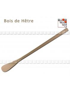 Beech Wood Spoon Paella GARCIMA G46-704 GARCIMA La Ideal - Accessoires Ustensils Paella Garcima