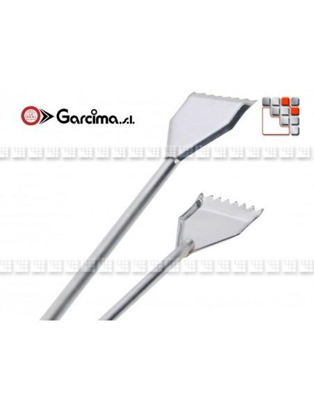 Pinces Inox pour cuisine Paella G05-5023 GARCIMA® LaIdeal Couverts de Service