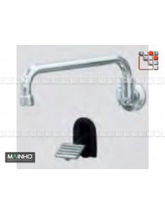 Faucet Swivel Wok W Mainho MHOGPW MAINHO SAV - Accessoires Fyers Wok CHR Mainho