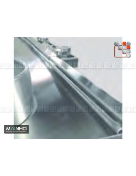 Shower sweep Wok W Mainho M04-ODW4 MAINHO® Fryers Wok Steam-Oven