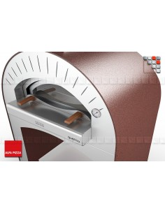 Oven Quattro pro top Wood Alfa Pizza