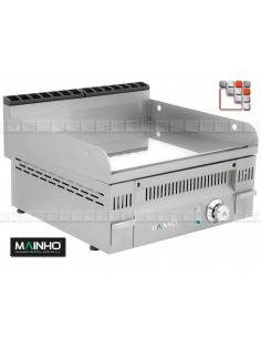 Fry-Top PC-60ET EuroCrom MAINHO M04-PC60ET MAINHO® Fry-Top Fullcrom 50 EUROCROM EUROSNACK