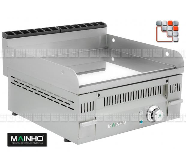 Fry-Top PC-60ET EuroCrom Mainho M04-PC60ET MAINHO® Fry-Tops MAINHO EURO-CROM Snack
