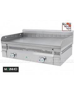 Fry-Top PC-90ET 400V Euro-Crom Mainho