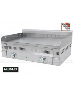 Fry-Top PC-90ET EuroCrom MAINHO M04-PC90ET MAINHO® Fry-Top 50 FULLCROM EUROCROM EUROSNACK