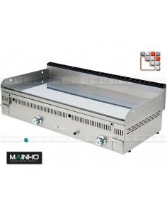 Fry-Top PC-120N Gas EuroCrom Mainho PC-120 MAINHO® FryTops MAINHO EURO-CROM SNACK