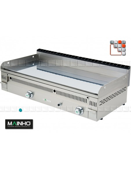 Fry-Top PC-120N Gaz EuroCrom MAINHO M04-PC120 MAINHO® Fry-Top 50 FULLCROM EUROCROM EUROSNACK