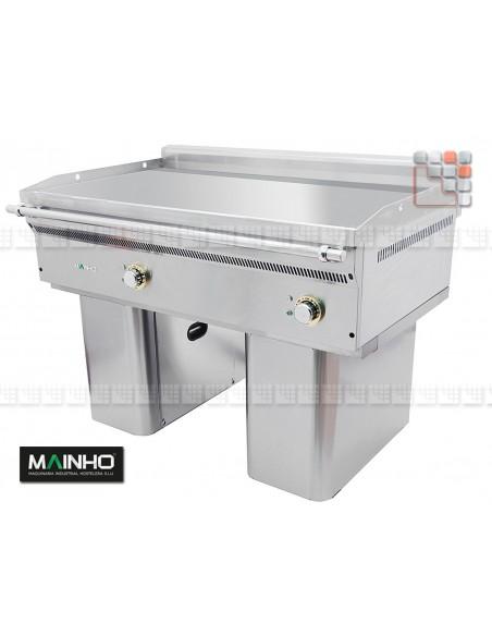 Fry-Top FLE-120/7 Unisnack MAINHO M04-FLE120/7 MAINHO® Fry-Tops MAINHO EURO-CROM Snack