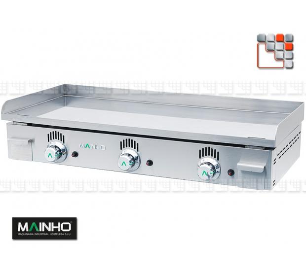 Plancha NC-100 Novo-Crom Mainho