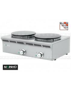 Crepiere ELC-82EM Eco-Line 230V Mainho ELC-82EM MAINHO® ECO-LINE MAINHO Food Truck