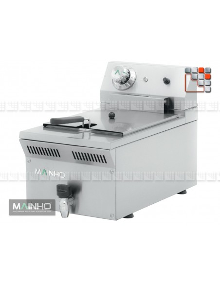 Fryer ELF-31EMG 8L EcoLine Mainho ELF-31EM MAINHO® ECO-LINE MAINHO Food Truck