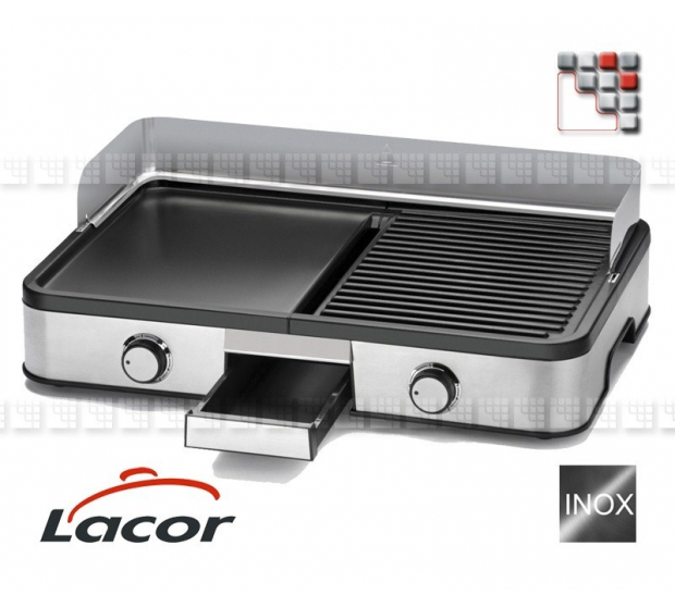 Plancha Grill 2000 Lacor L10-69200 LACOR® specials offers