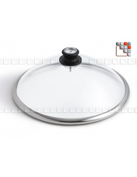 Cloche Vision Plus Special Plancha LOTUS GRILL 504ACCVV LOTUS GRILL® Ustensiles Special Cuisine Plancha