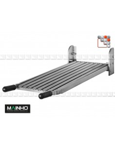 Grid Stainless steel Royal Grill PSI Mainho 109MHRPSI MAINHO SAV - Accessoires Mainho Spares