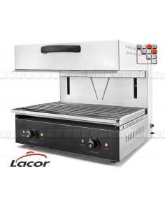 Salamander Professional 4 Kw Lacor 402LR69197 Lacor® GRILL SNACK PIZZA CHR