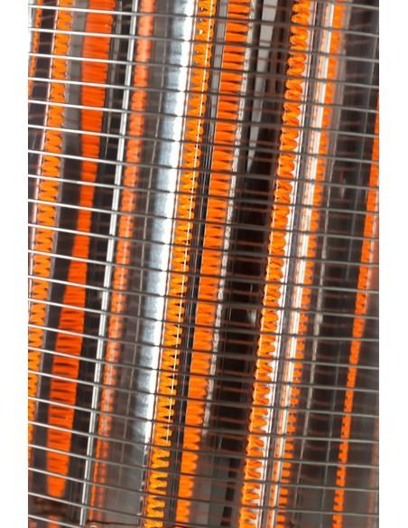 Tube Carbone de Chauffage Warmwatcher 303WWLR01475CF Warmwatcher® Chauffage Terrasse Warmwatcher