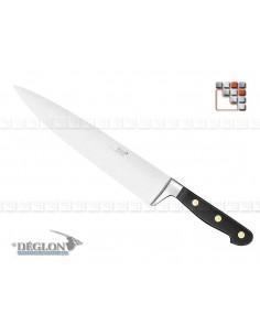 Couteau Cuisine Grand Chef 25 DEGLON 501N6008025 DEGLON® Découpe