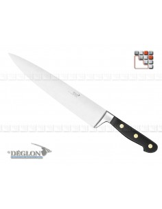 Knife Kitchen Grand Chef 25 DEGLON D15-N6008025 DEGLON® cutting