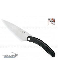 Knife Large Kitchen 15 Premium DEGLON D15-N5914115 DEGLON® cutting