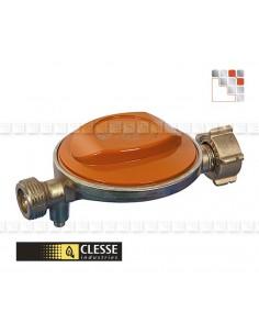 Détendeur Propane 37 mBar 1.5 kg/h C06-NI1002 Clesse industries¨ Accessoires Gaz