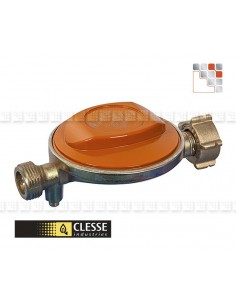 Regulator Propane 37 mBar 1.5 kg/h C06-NI1002 Clesse industries¨ Gas accessories