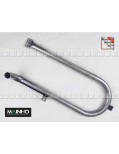 Rampe Gaz Plancha Mainho 109MH02062 MAINHO SAV - Accessoires Pièces détachées Mainho