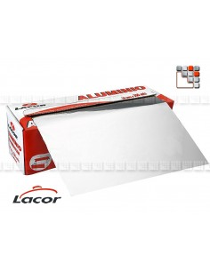 Aluminium foil PRO 11 microns L10-10430 LACOR® Maintenance - Spare Parts