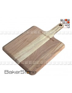 Pelle a Pizza Square BakerStone B01-BS15TL BakerStone® Spécial Pizza Ustensils