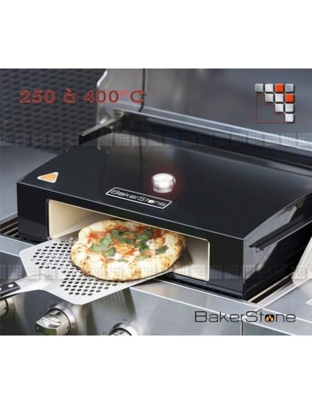 Bakerstone Rocking Pizza Cutter /& spatule SET PIZZA Pierre BBQ Ustensiles