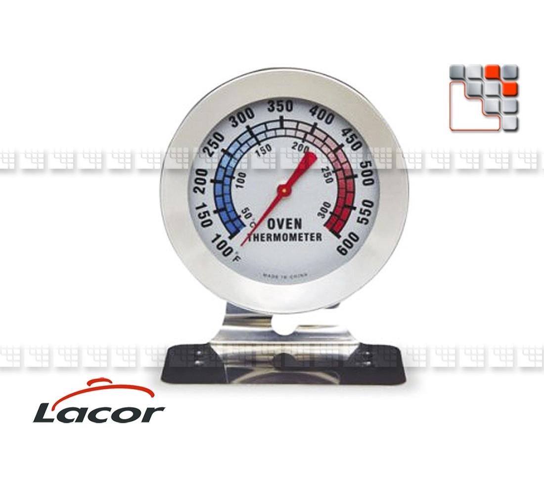 thermometre de four a poser lacor barbecue four et. Black Bedroom Furniture Sets. Home Design Ideas