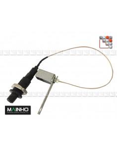 Kit Allumeur Piezo Gaz M36-PZO MAINHO SAV - Accessoires Pièces détachées MAINHO