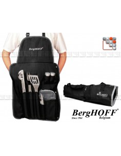 Apron CUBO+ Berghoff 504ATA7P BergHoff® Special kitchen utensils Plancha