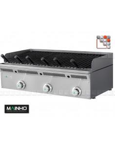 Grill ELB-93G Eco-Line Barbecue Mainho