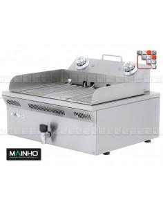 Grill Electrique ELB-EM 230V Eco-Line MAINHO M04-ELBEM MAINHO® Gamme ECO-LINE pour Cuisine Compacte ou Food-Truck
