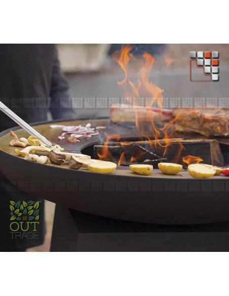 Barbecue Plancha Authentic O