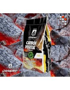 Coal of Marabú and tropical wood Josper