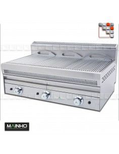 Nova Grill Steam NG-90 Mainho M04-NG90 MAINHO® Royal Nova Bras Grill Parillas