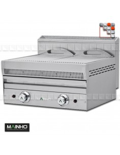 Nova Grill Steam NG-62 Mainho M04-NG62 MAINHO® Royal Nova Bras Grill Parillas