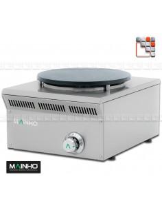 Crepiere ELC-41G Gas Eco-Line Mainho M04-ELC41G MAINHO® ECO-LINE MAINHO Food Truck