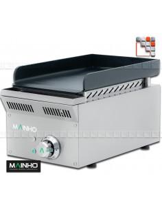Plancha ELP-31EM Eco-Line 230V MAINHO M04-ELP31EM MAINHO® Gamme ECO-LINE pour Cuisine Compacte ou Food-Truck