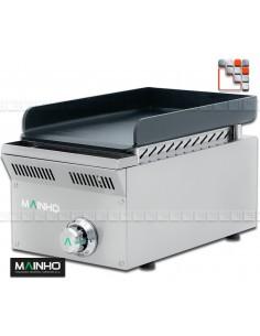 Plancha ELP-31G Eco-Line MAINHO M04-ELP31G MAINHO® Gamme ECO-LINE pour Cuisine Compacte ou Food-Truck