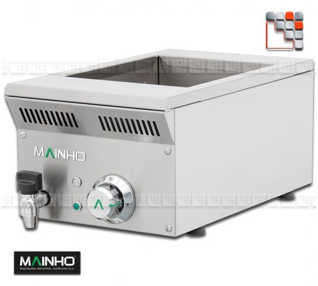 Bain Marie ELBM-31EM EcoLine Mainho M04-ELBM31EM MAINHO® ECO-LINE MAINHO Food Truck