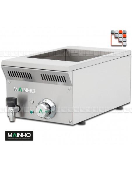 Bain Marie ELBM-31EM EcoLine MAINHO M04-ELBM31EM MAINHO® Gamme ECO-LINE pour Cuisine Compacte ou Food-Truck
