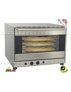 Oven HRN-2 Pro 230V Mainho M04-HRN2 MAINHO® Fryers Wok Steam-Oven