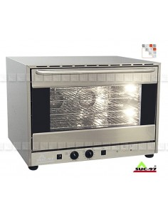 Oven HRN-3HG Steam 400V Mainho M04-HRN3H MAINHO® Fryers Wok Steam-Oven