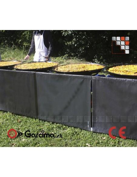Plat Paella D100 Emaille Garcima G05-20219 GARCIMA® LaIdeal Plat Paella Emaillé PataNegra