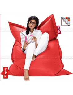 l'Original FatBoy - BeanBag red